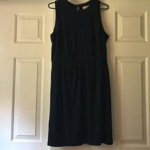 Loft blue/green dress